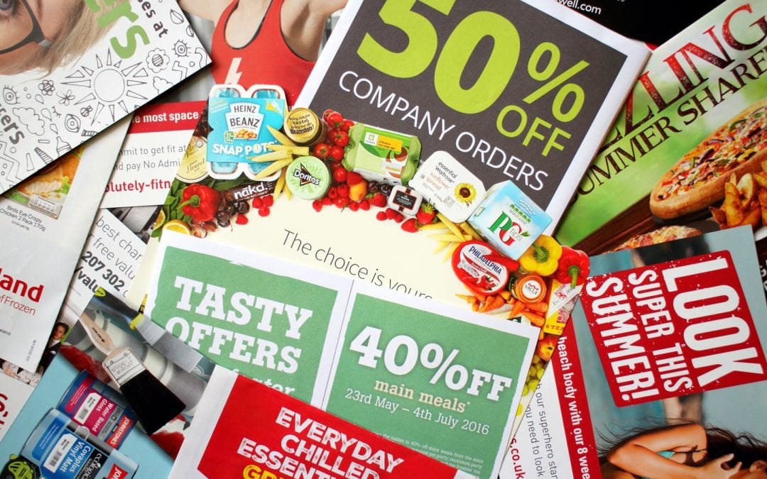 10 reasons why you should invest in Flyer Distribution
